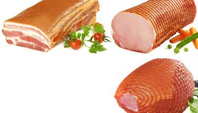 Lepo - Røget svinekoed
